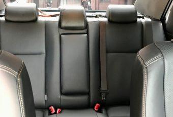 Пассажирские сидения Тойота Камри